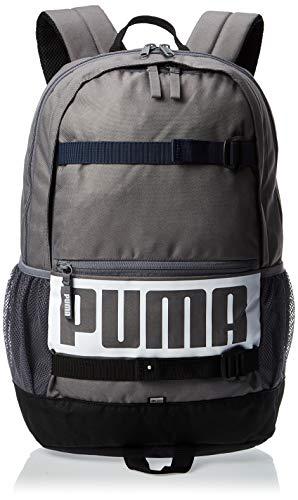 PUMA Unisex– Erwachsene Deck Backpack Rucksack, Castlerock, OSFA