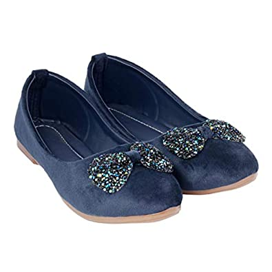 7Feet Eye-catching Light Weight Branded Comfortable Soft Sole Walking Durability Slip-on Bellies for Women's