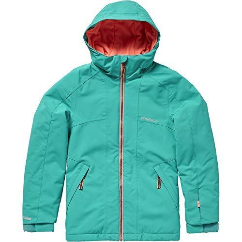 O'Neill Veste de Ski de Snowboard Dazzle Veste Turquoise Étanche - 6047 Printemps Vert Gazon, 152