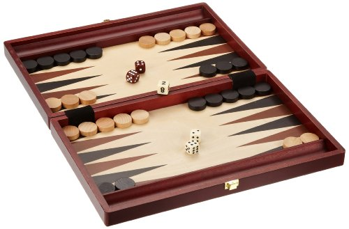 Philos 1116 - Backgammon Kos, medium, Kassette