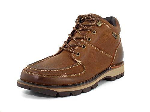 Rockport - Umbwe II Chukka Hommes, 40.5 EU, Boston Tan Leather