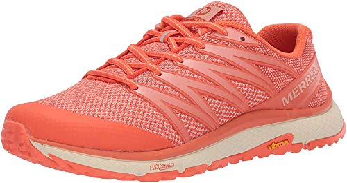 Merrell Bare Access XTR, Zapatillas de Running para Asfalto para Mujer, Naranja (Goldfish), 37 EU