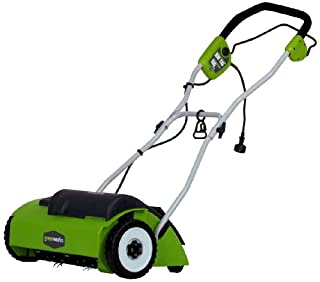 "GreenWorks 27022 10 Amp 14"" Corded Dethatcher (B0030BG1HM) 