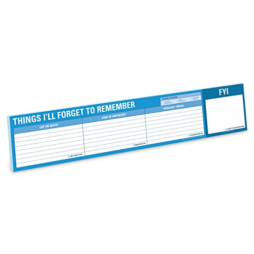 Knock Knock Keyboard Pad: Things I'll Forget to Remember (11193)