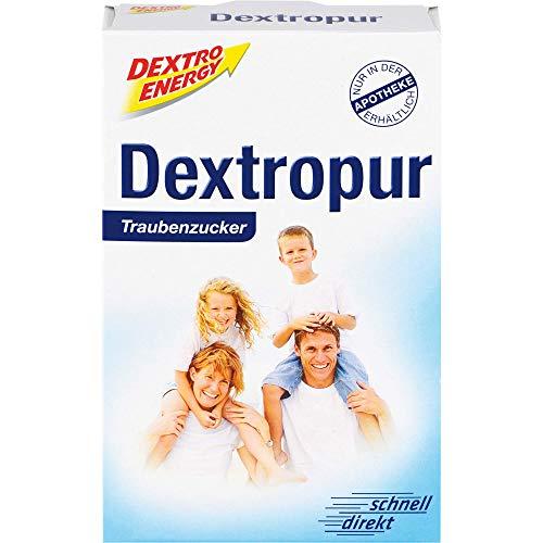 Dextro Energy Dextropur Traubenzucker, 400 g Pulver