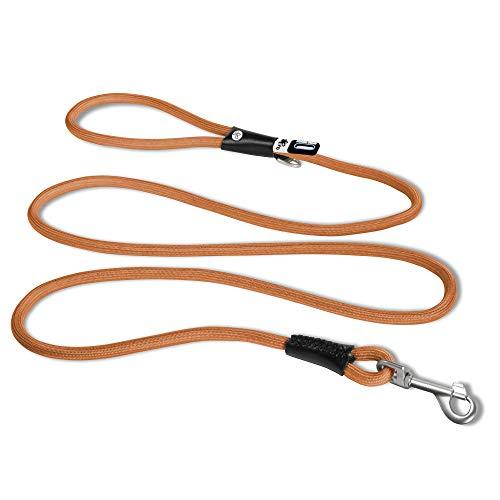 Curli Stretch Comfort Leine Orange M, 0104-0505-2-200-08