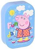 Peppa Pig Esponja de baño, azul