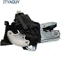 DELAMZ - 4F5 827 505 D/C/B 4E0 827 505 C for VW Passat B7 EOS Jetta CC Audi A6 C6 A4 A5 A8 Seat Rear Trunk Boot Lid Lock Latch Actuator