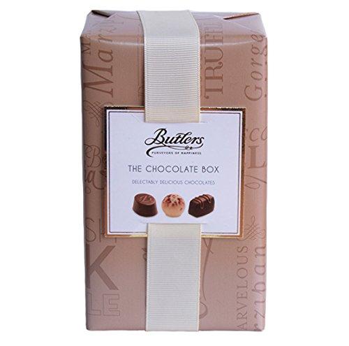 Butlers Schokoladenpralinen-Sortiment in der Geschenkverpackung, 160 g