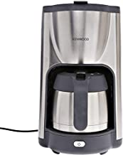 Kenwood CMM490 Scene Coffee Maker, Silver, 4040 g