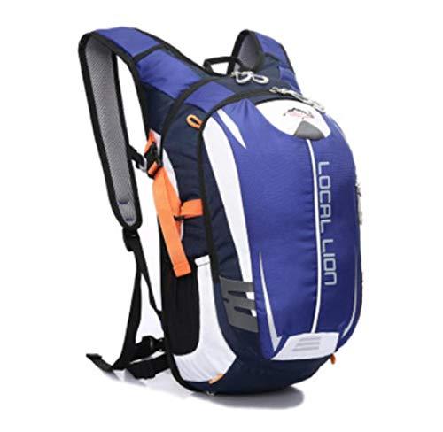 Waterproof mountaineering backpack rucksack outdoor sports bag travel backpack camping hiking backpack female mountaineering bag male