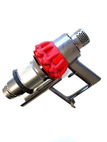 Dyson Hauptkörper/Zyklon-Montage (rot) für V10 Fluffy und Motorhead schnurlose Stick-Staubsauger, Teilenummer 969596-03