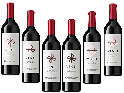 Querceto di Castellina- VENTI - Igt Toscana 2017 - vino rosso biolog ico- 750ml (6)
