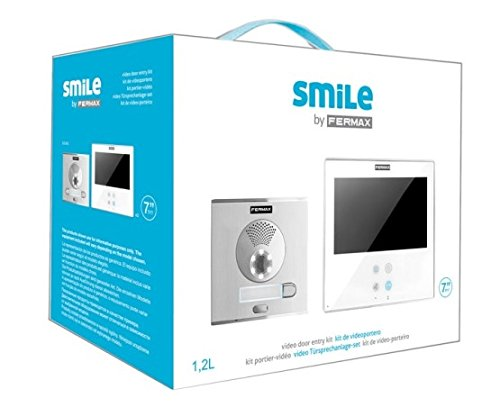 Kit de videoportero Smile Touch de 1 Vivienda VDS