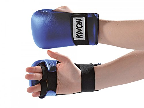 Kwon Karate / Ju Jutsu Handschützer Iadro, Größe:M;Farbe:Blau