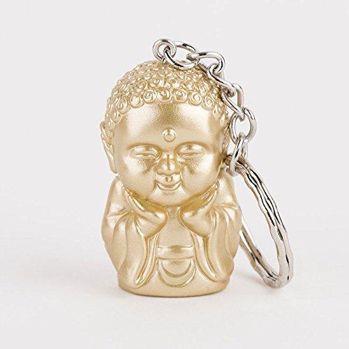Pocket Buddha Keychain, Happiness