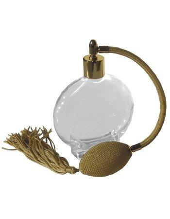 100ml botella de cristal atomizador de perfume