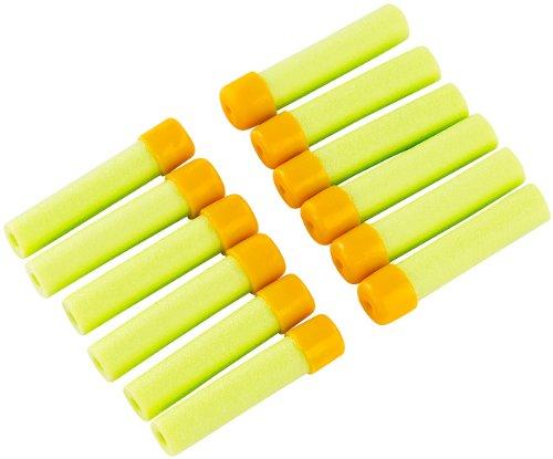 Playtastic 12 fléchettes pour Pistolets NC9946 et NC9947