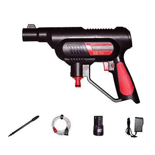 SSZZ Draadloze, draagbare oplaadbare hogedrukautowassysteem, waswaterpistool, automatische waterpomp voor het reinigen van auto en motorfiets, glastuin