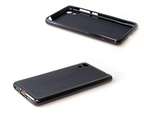caseroxx TPU-Hülle für Cubot X9, Handy Hülle Tasche (TPU-Hülle in schwarz)