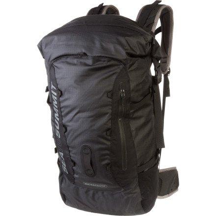 Sea to Summit Flow 35L Drypack, Black