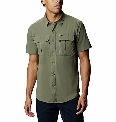 Columbia Newton Ridge Camisa de manga corta para hombre