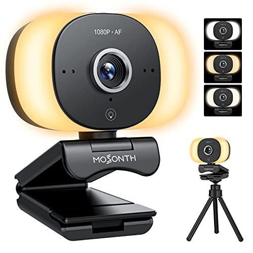 Webcam 1080P 60Fps Enfoque Automatico webcam 1080p 60fps  Marca MOSONTH