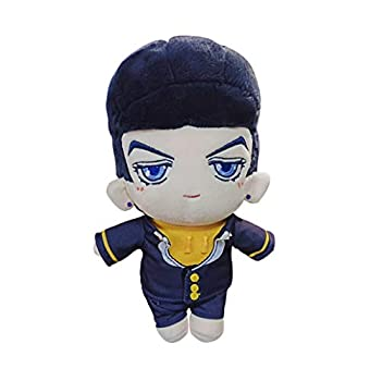 Anime Higashikata Josuke Stuffed Plush Figure Doll Toy 7.9