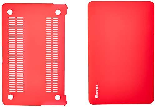 Capa para MacBook Air 11', Yogo, YG11AIRRED, Vermelha
