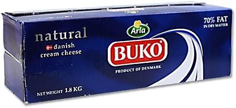 チーズ BUKO デンマーク産  ブコ クリームチーズ 1.8kg
