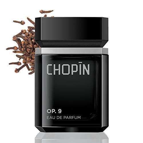 Miraculum Chopin op.9 parfüm für männer 100 ml eau de parfum ausdrucksvoller abend-duft mit starker romantischer präsenz