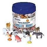 Figuras de animales de la granja de Learning Resources , color/modelo surtido