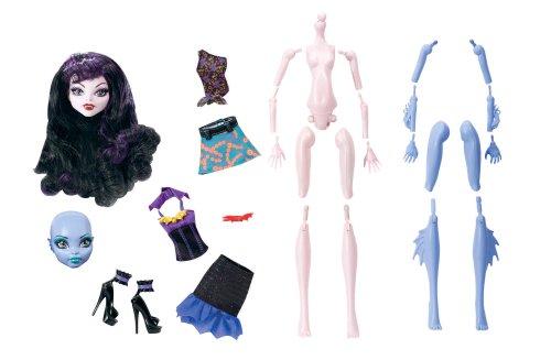 Monster High Create-a-Monster Vampire & Sea Monste