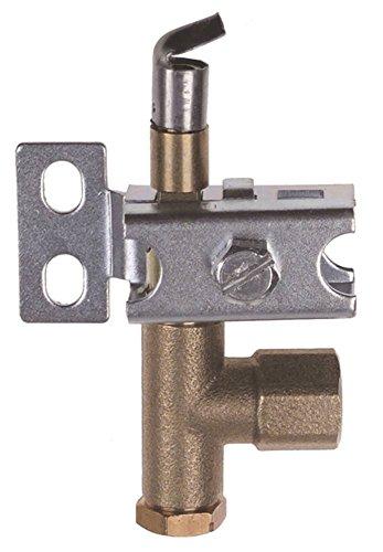 PRO-GAS Serie 100 Zündbrenner 1-flammig Bohrung ø 0,2mm