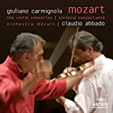 Violin Concertos/Sinfonia Concertante...