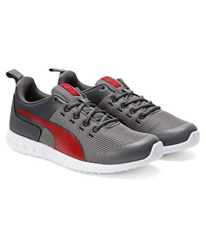 PUMA Men's Chromeson IDP Charcoal Gray-Asphalt-High Grey Running Shoes-6UK (19320003)