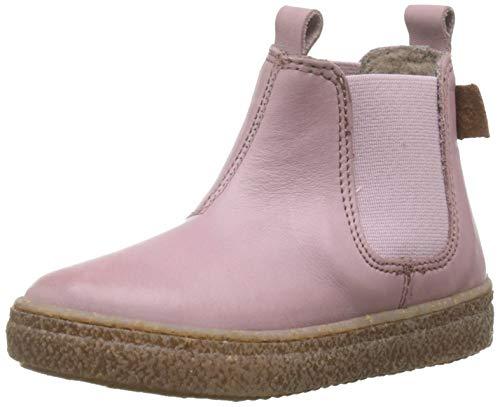 Naturino Jungen Mädchen Figus Chelsea Boots, Pink (Rosa Antico El.Tinta 0m01), 23 EU