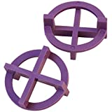 3/32' TAVY Tile Spacer, Purple - 2003 (100 Pack)