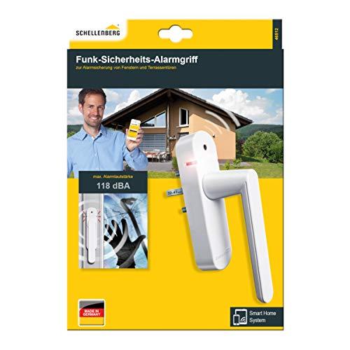 Schellenberg Smart Home Funk-Alarmgriff weiß - 2