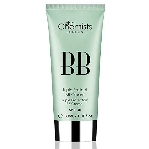 skinChemists BB Crème Triple Protection SPF 30 Medium 30 ml