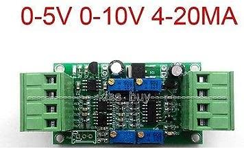DP-iot 0-5V 0-10V 4-20mA Load Cell Sensor Module Transmitter Broad Transducer