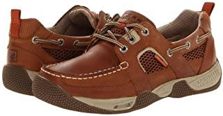 Sperry(スペリー) メンズ 男性用 シューズ 靴 スニーカー 運動靴 Sea Kite Sport Moc - Sudan Tan [並行輸入品]