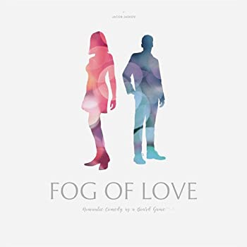 Hush Hush Projects Fog of Love Board Game