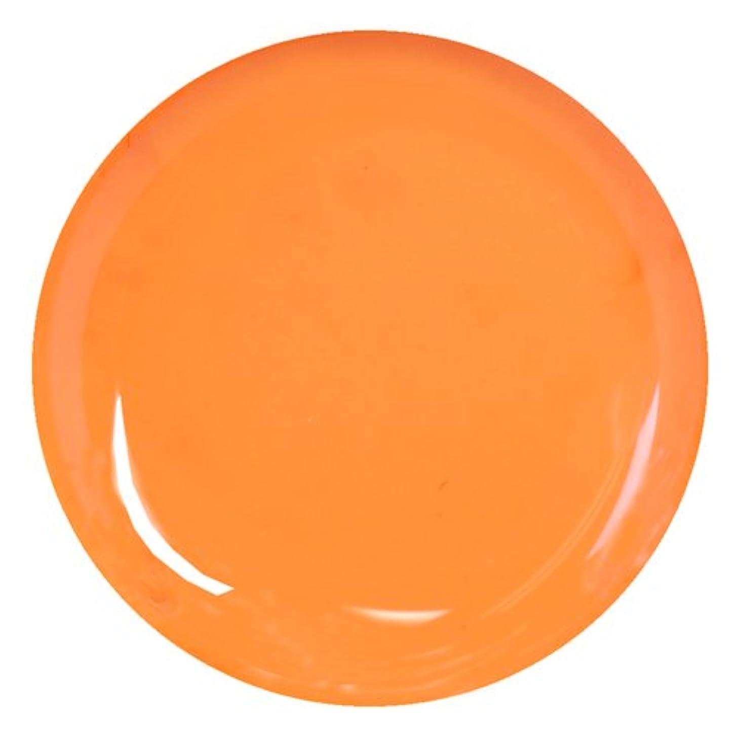 悲しいことにチューブ東MY GEL(マイジェル) ソフトジェル サマーオレンジ 4g 【マット】 発色が良くリフトしにくい!