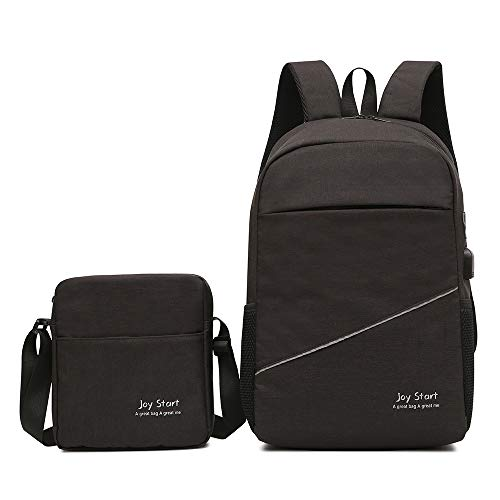 Laptop Backpack,Business Travel Computer Bag USB Charging Port,College School Bookbag15.6 Inch