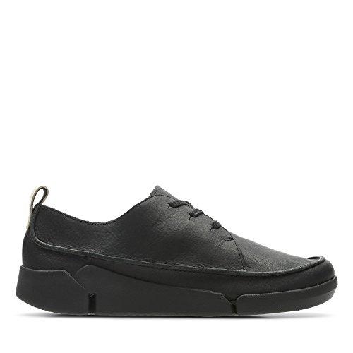 Clarks Tri Clara, Zapatos de Cordones Derby para Mujer