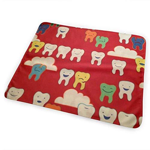 licht Saber DUN Dental Stof Behang Draagbare Wijzigingspad, Opvouwbare Pad met wandelwagen Band & Pocket voor Luiers & Wipes