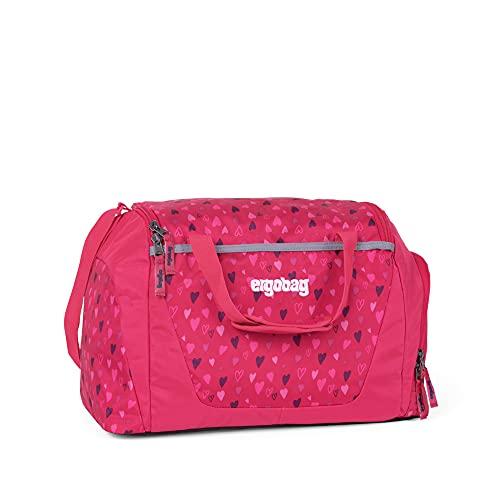 ergobag Reisetasche Sporttasche HufBäreisen - Pink