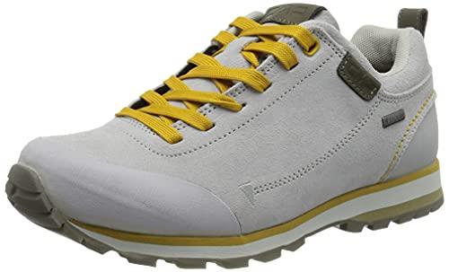 CMP Hiking Shoe, Zapato de Senderismo Elettra Low Wmn WP Mujer, Stone, 37 EU