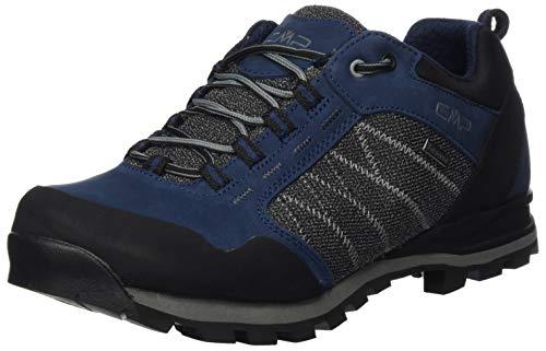 CMP - F.lli Campagnolo Thiamat Trekking Shoe WP, Zapatos de Low Rise Senderismo Hombre, Azul (Dark Blue N943), 47 EU